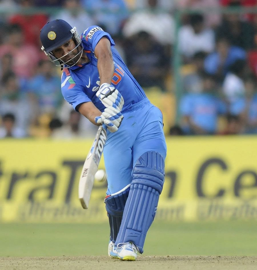 Stats: Rohit Sharma's 209 now second all time highest ...