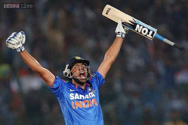 THE RESURGENCE OF ROHIT SHARMA