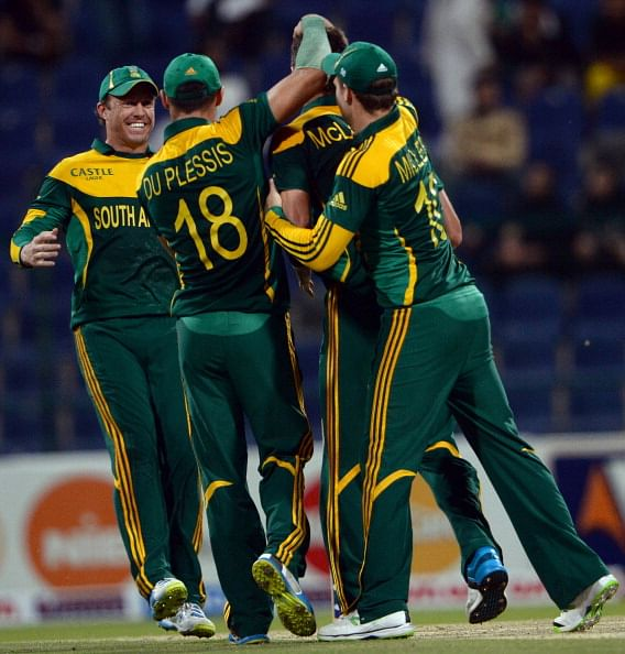 South Africa take 2-1 lead in five-match ODI series against Pakistan