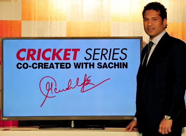 Straight Drive - From the heart of a Sachin fan