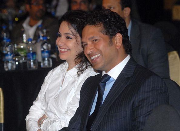 Sachin Tendulkar Wife Anjali