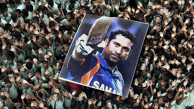 Will continue to bat for India: Tendulkar