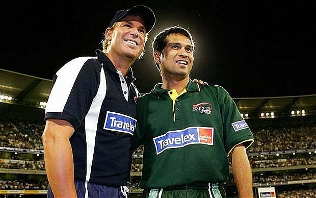 """There will not be another Sachin Tendulkar"" - Shane Warne hails the Indian master as the best of his generation"