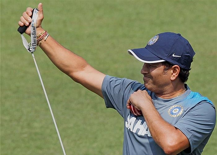 "India v West Indies 2013: ""I had no pressure to prepare a wicket tailor-made for Sachin,"" -  chief curator of Eden Gardens"