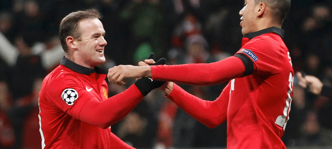 Man United contract rebel, Wayne Rooney, proves his worth with CL masterclass