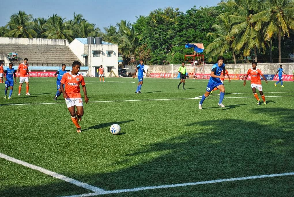 Goa Pro League: Sporting Goa and Dempo play out 1-1 draw