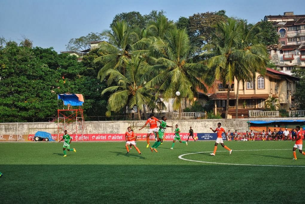 Goa Pro League: Sporting Goa and Salgaocar FC play out one-all draw
