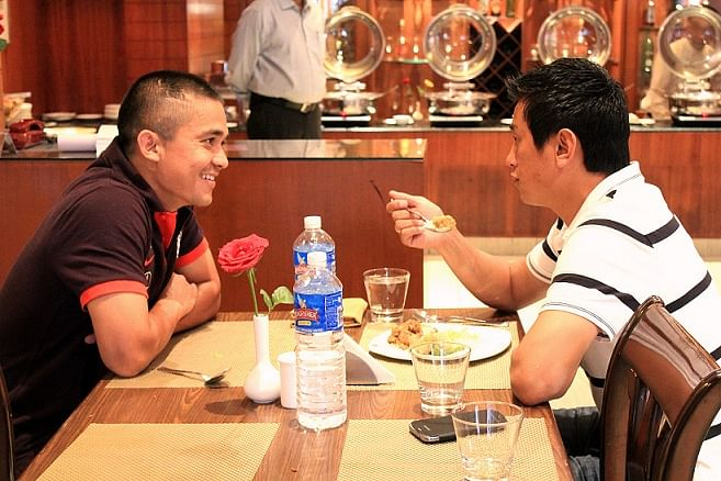 Hosting the U-17 World Cup will be a big lift for Indian football – Sunil Chhetri