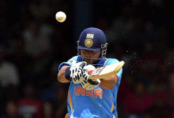 Suresh Raina - A mixed bag of hope and inconsistency