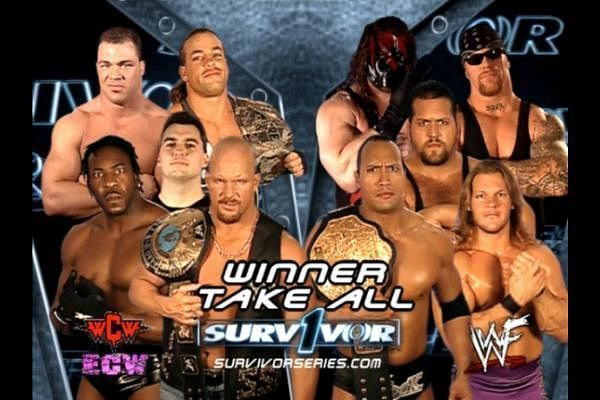Top five Survivor Series traditional tag team matches