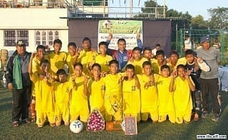 Under-14 Nationals: Manipur beat Maharashtra to clinch crown