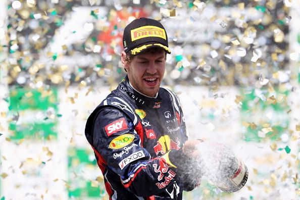 Sebastian Vettel: The world is his oyster