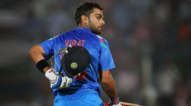 Virat Kohli has been unstoppable