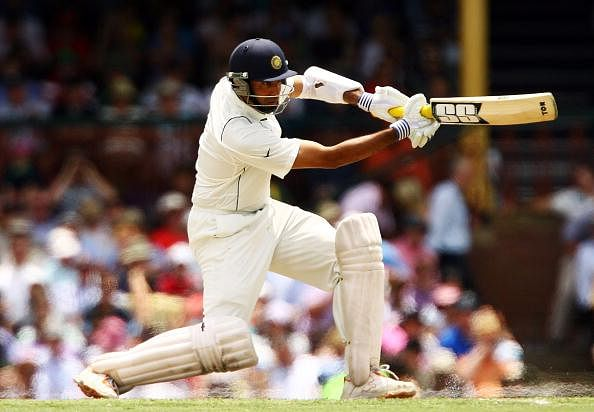 VVS Laxman - A garland of memories that shall not wither