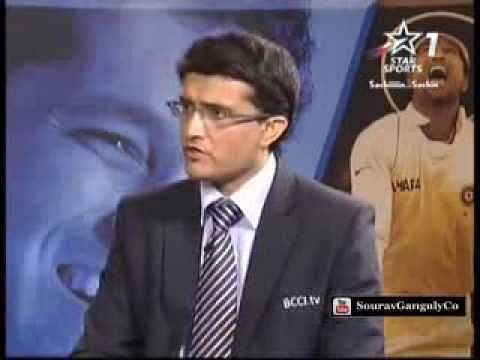 Video: Sourav Ganguly narrates funny stories of Sachin Tendulkar