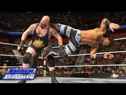 Video: R-Truth & Xavier Woods vs. Brodus Clay & Tensai - WWE SmackDown