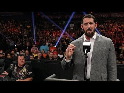 Video: Bad News Barrett makes his debut - Monday Night RAW