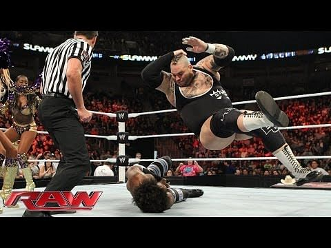 Video: Xavier Woods vs. Brodus Clay - Monday Night RAW