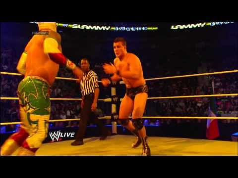 Video: Sin Cara vs. Alberto Del Rio - Monday Night RAW