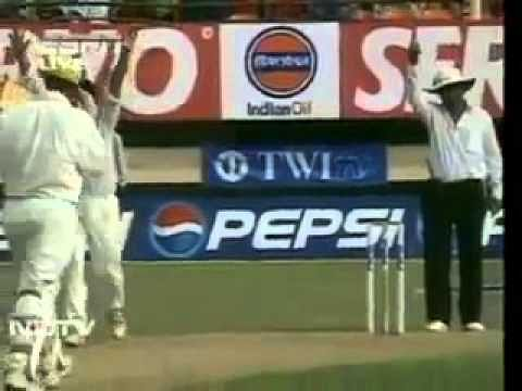 Sachin Tendulkar's Top 10 Cricketing Moments