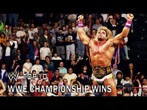Top 10 WWE Title Changes