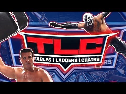 Video: WWE TLC - Tables, Ladders and Chairs Promo