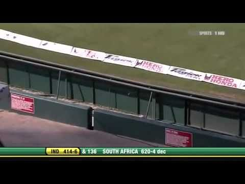 Video: Sachin Tendulkar's 50th Test hundred - vs South Africa in Centurion