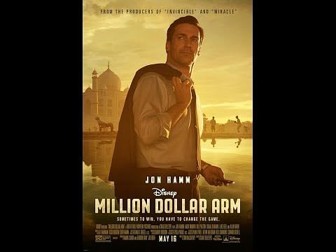 Video: Million Dollar Arm - trailer