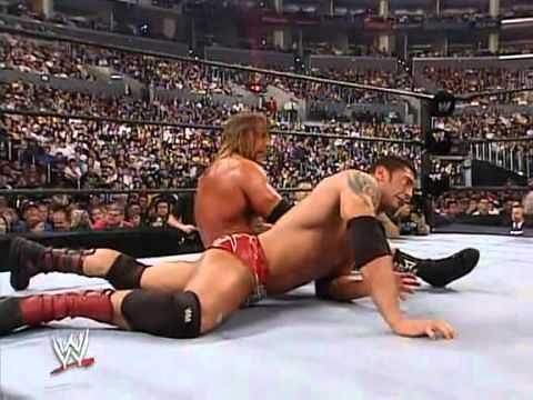 Batista vs. Triple H - WrestleMania 21