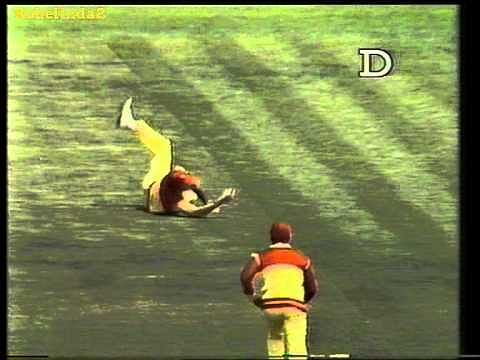 Video: Is this the best catch ever?