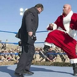 "Top 5 ""Santa Claus"" moments in the WWE"