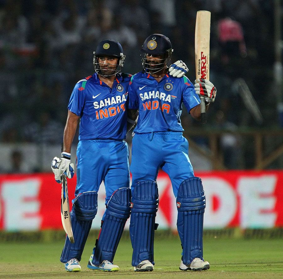 Beyond Rohit And Dhawan