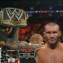 WWE TLC 2013: Results