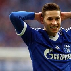 Rumour: Arsenal favorites to land Julian Draxler