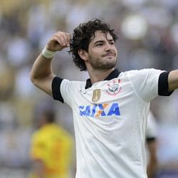 Rumour: Corinthians reject Arsenal offer for Alexandre Pato