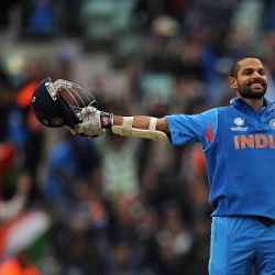 ICC Rankings: Dhawan makes it to top 10 of ODI batting rankings for first time