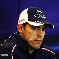 Pastor Maldonado joins Lotus F1 for the 2014 season
