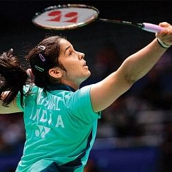 Bad luck and not injuries were the reason for her poor show this year, says Saina Nehwal