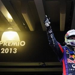 F1: Top 5 drivers of the 2013 season