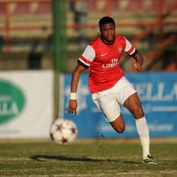 Chuba Akpom: 10 facts about Arsenal's young striker