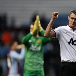 The return of Darren Fletcher is a blessing for Manchester United