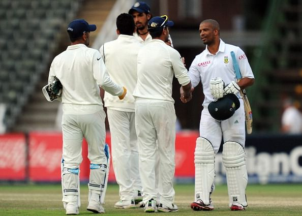 South Africa vs India 2013: 2nd Test, Day 1: India make solid start in Durban