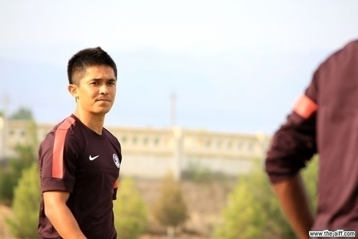 Chhetri named 2013 AIFF Player of the Year