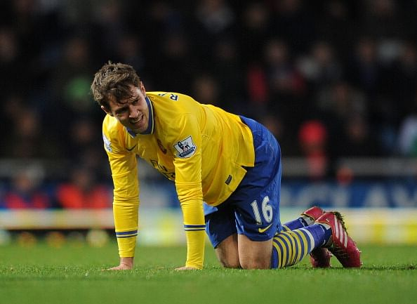 Arsene Wenger: Aaron Ramsey out for busy Christmas period