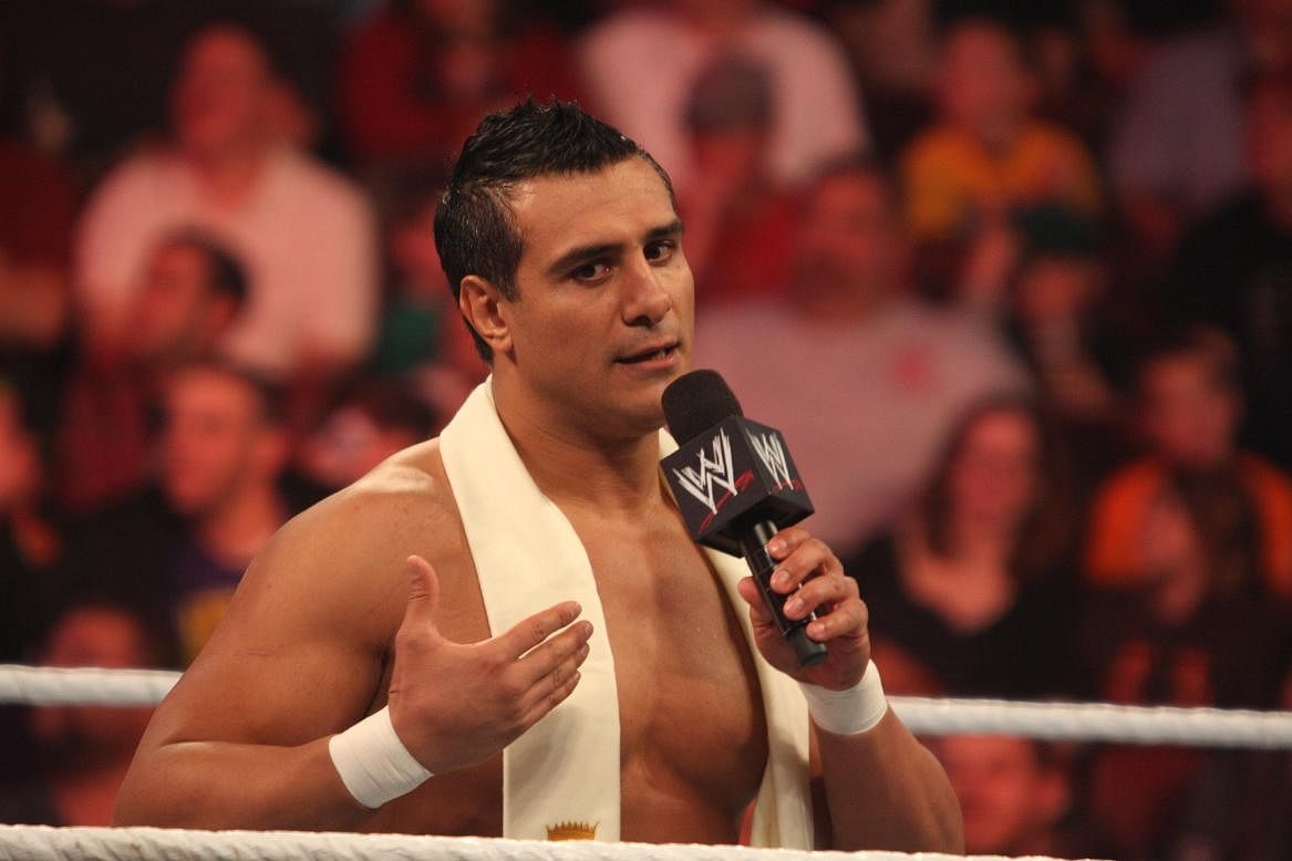 Alberto Del Rio suffers concussion on Monday Night RAW