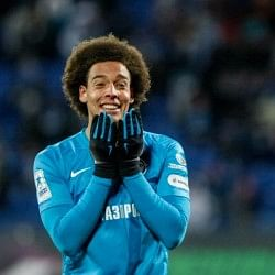 Rumour: Manchester United set to offer record transfer fee for Belgian star Axel Witsel