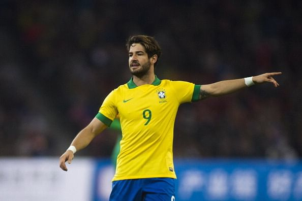 Could Alexandre Pato relight his fire for Arsenal?