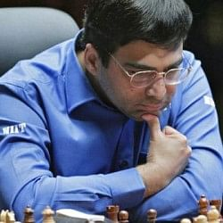 Viswanathan Anand through to quarter finals at London Chess Classic