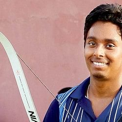 India win a silver and bronze at Indoor Archery World Cup in Singapore