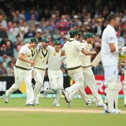 News: England succumb on final day of the Ashes